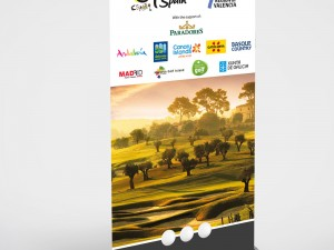 Tourspain. Evento España destino de golf