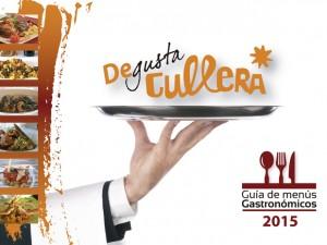 Diseño gráfico para la Guía gastronómica de Cullera