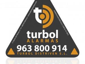 Identidad corporativa para Alarmas Turbol