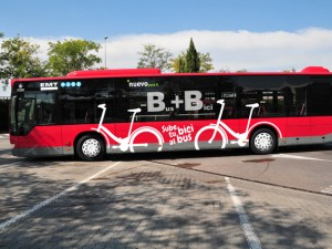 Campaña EMT. Sube tu bici al bus